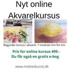 Online kursus ved Mette Hansgaard