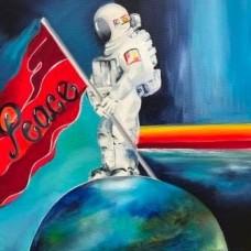 Peace på jorden - figurative malerier