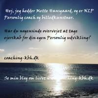 Kursus i personlig udvikling med Nlp coaching