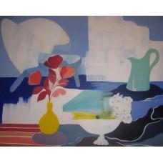 Malerier modern art - stilleben